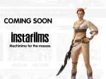 Instafilms - coming soon